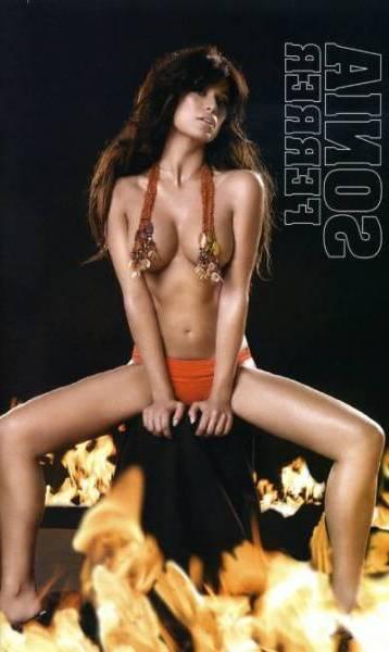 Foto erótica de Interviu Hot