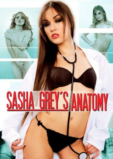Anatomía Grey pornostar Sasha Grey