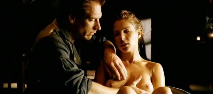 Elsa Pataky escenas sexuales Romasanta