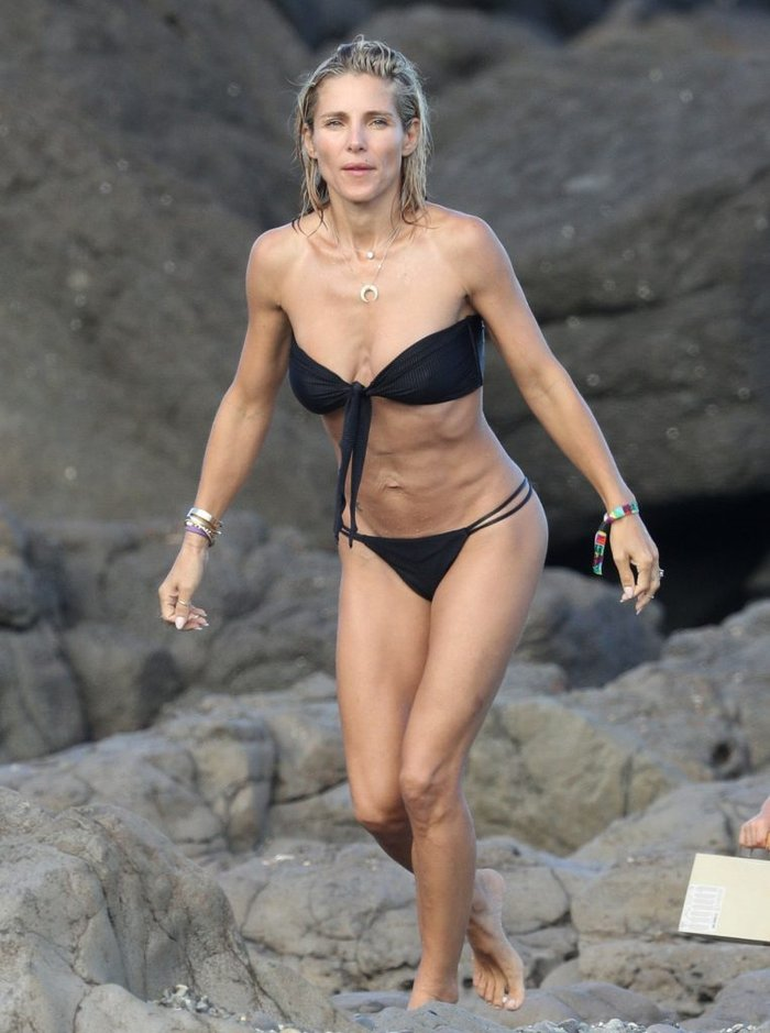 Elsa Pataky espectacular bikini