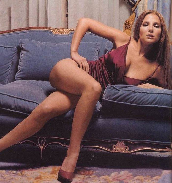 Elsa Pataky fotos lencería erótica