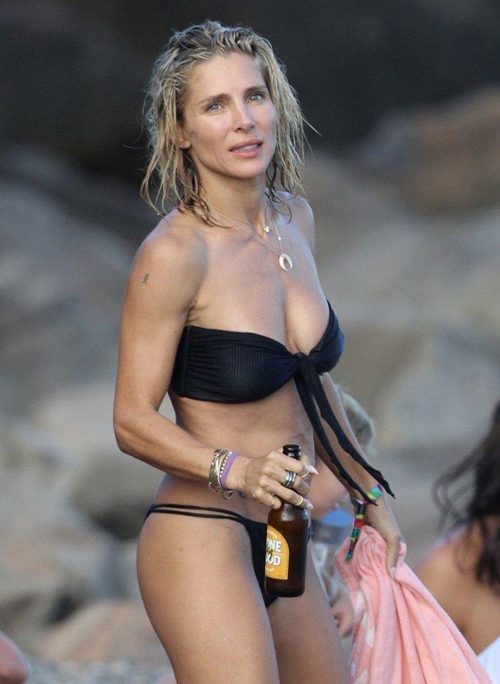Elsa Pataky pillada en playa