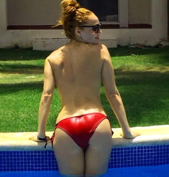 Cristina Castaño Topless