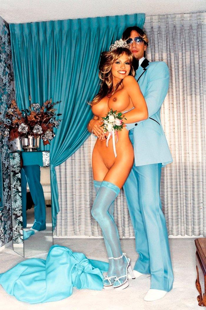 Pamela Anderson follando con novio