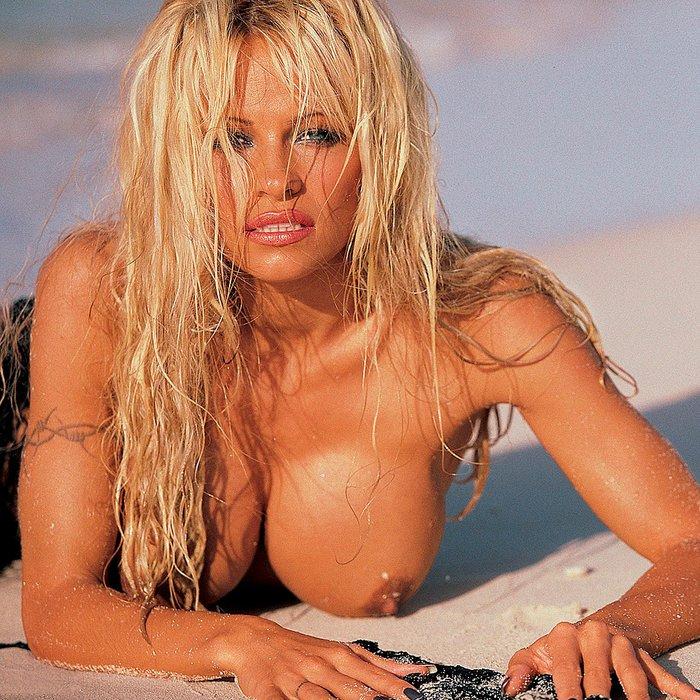 Pamela Anderson grandes tetas