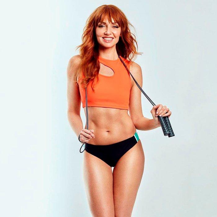 Cristina Castaño bikini cuerpo fitness