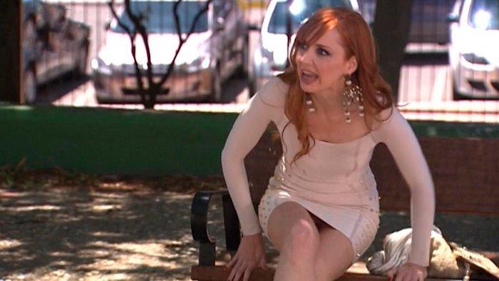 Cristina Castaño descuido bragas