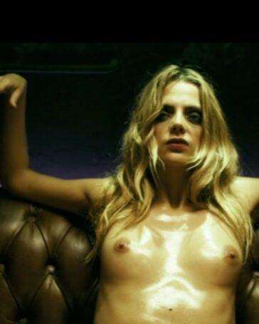 Macarena Gómez desnuda en una película española
