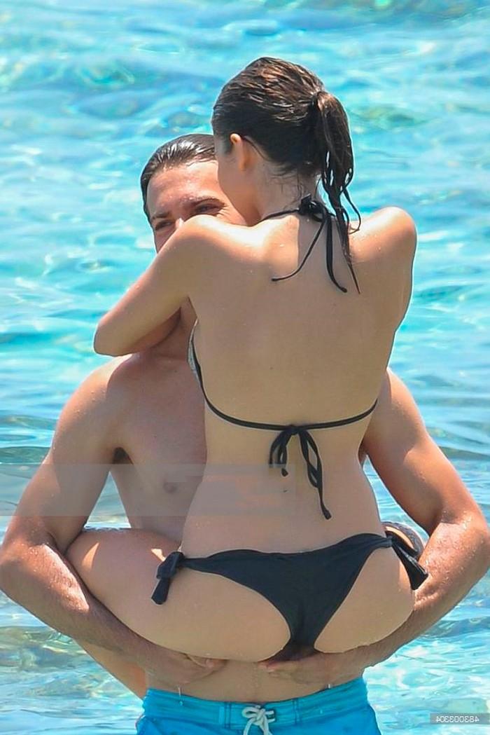 Natalia Sánchez desnuda en Playa