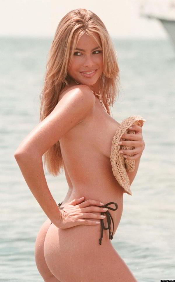 Sofía Vergara desnuda su cuerpo para un calendario