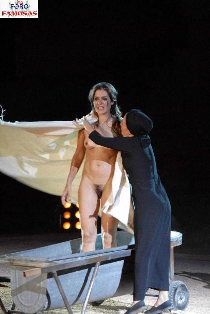 Maria almudever desnuda en cien maneras de acabar con - 3 part 9