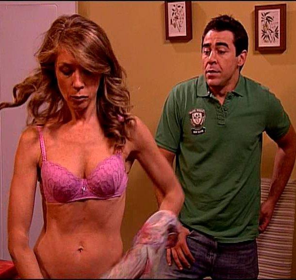 Eva Isanta desnuda en LQSA