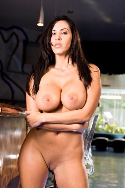 Veronica Rayne chupando la verga antes del anal -