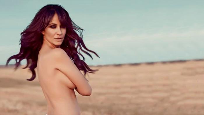 Melanie Olivares fotos eróticas