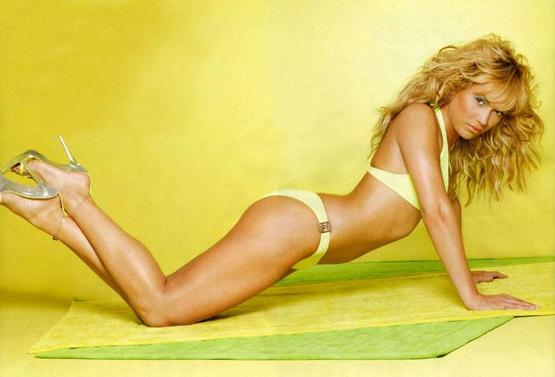 Patricia Conde Fotos Bikini Sexy 5