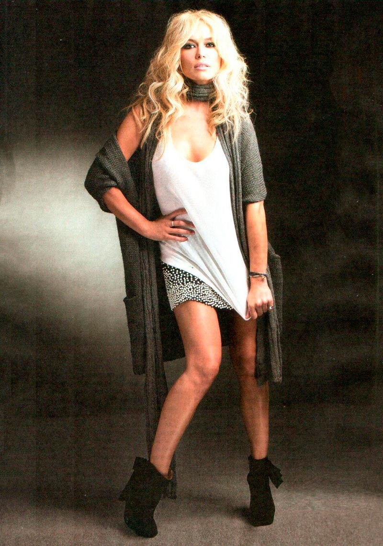 Patricia Conde Posado Sexy Revista Moda 2