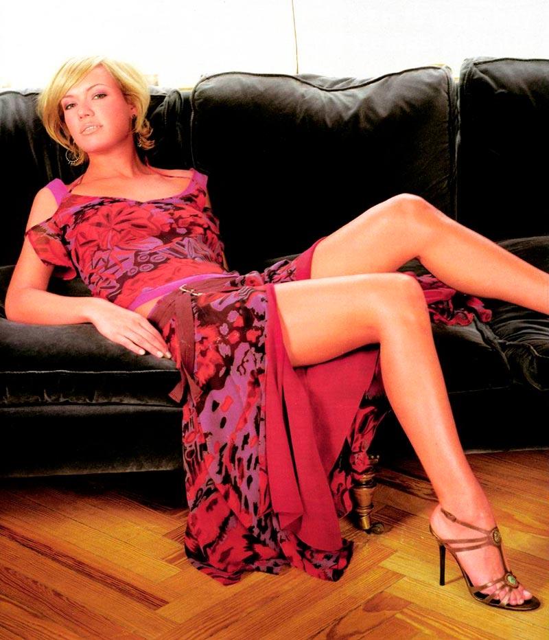 Patricia Conde Posado Sexy Revista Moda 6