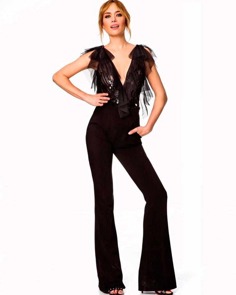 Patricia Conde Posado Sexy Revista Moda 8