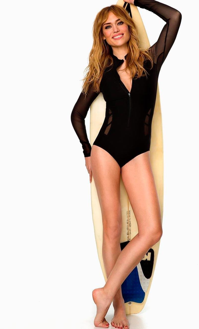 Patricia Conde Posado Sexy Revista Moda 9