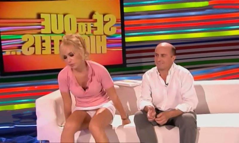 Patricia Conde Presentadora Tv Sexta Se Que Hicisteis 9