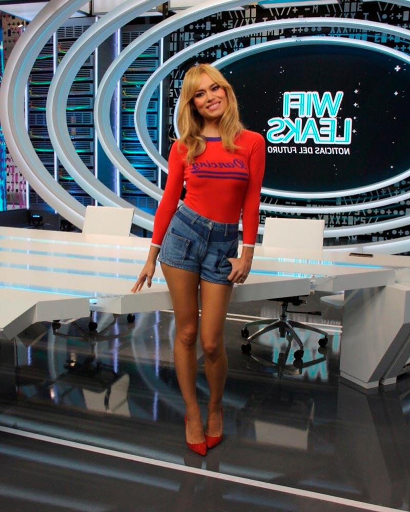 Patricia Conde Presentadora Tv Sexta Se Que Hicisteis