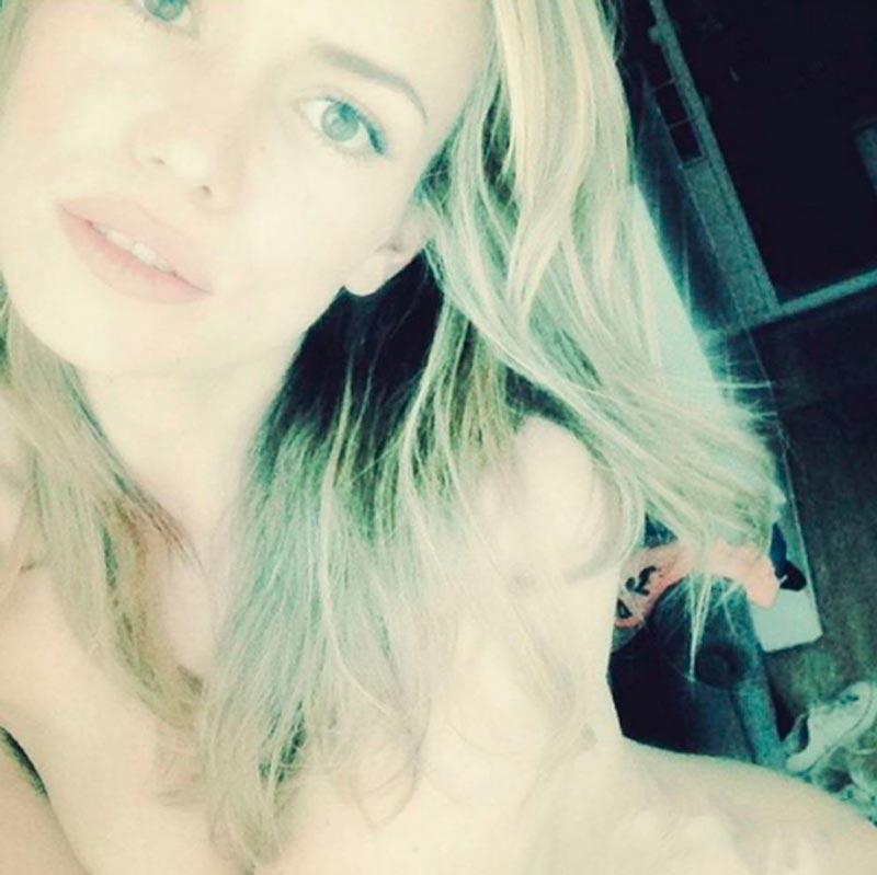 Patricia Conde Se Desnuda En Instagram