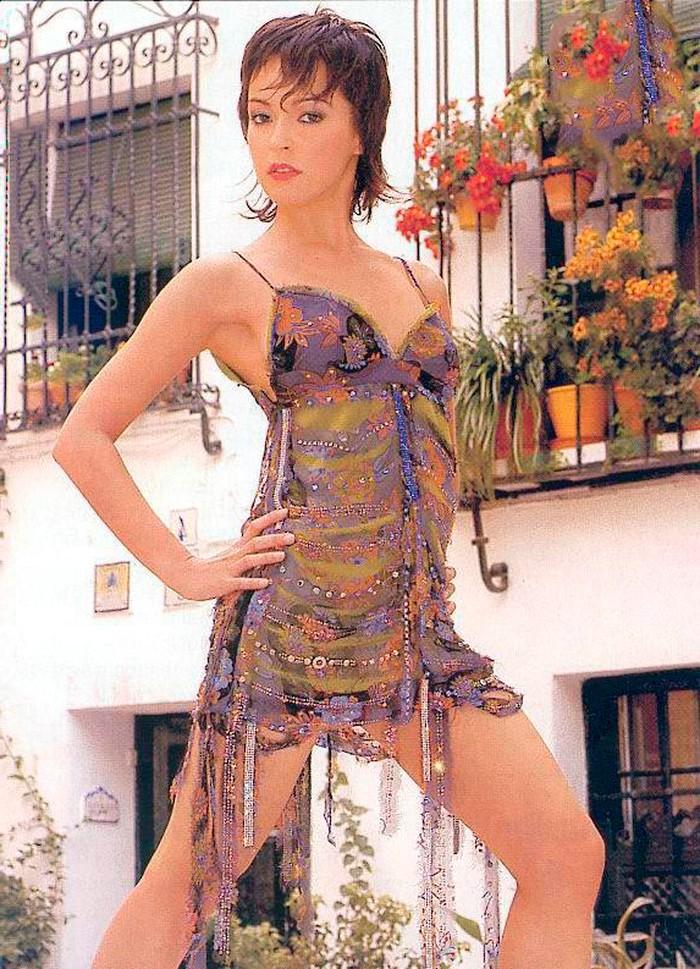 Verónica Sánchez actriz española