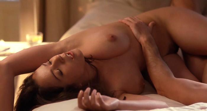 Verónica Sánchez desnuda Montaña Rusa