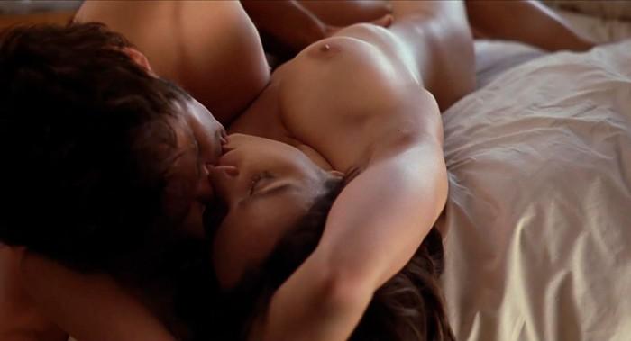 Verónica Sánchez escenas de cama
