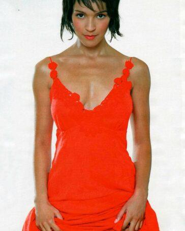 Verónica Sánchez posado erótico