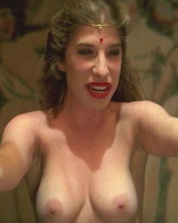 Las tetas de Nathalie Seseña al desnudo