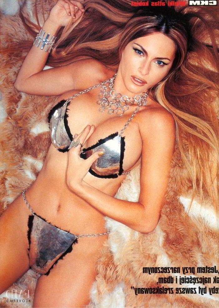 Melania Trump en bikini