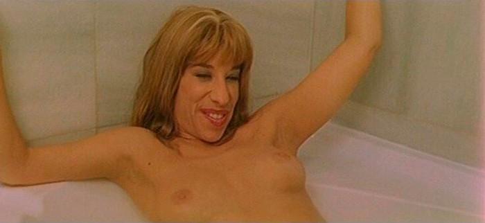 Nathalie Seseña tetas en película