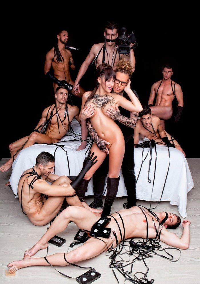 Patricia Steisy Desnuda Revista Primera Línea 8