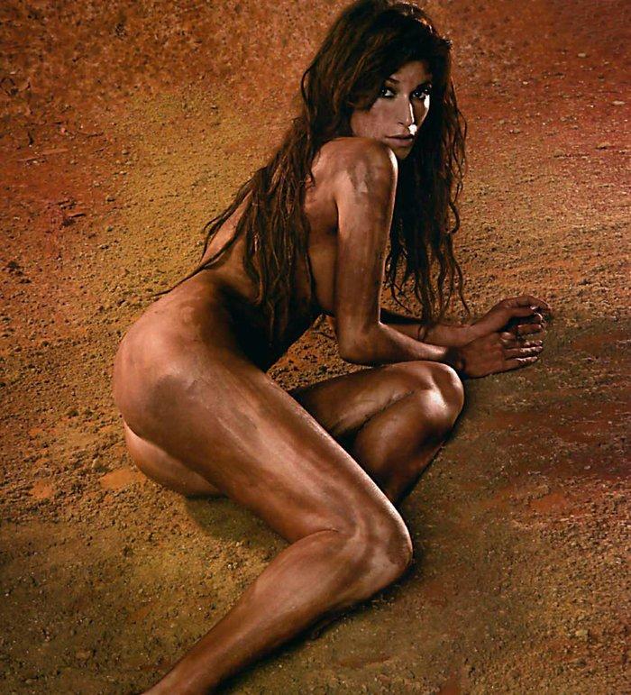 Sonia Ferrer cuerpo al desnudo revista Interviu