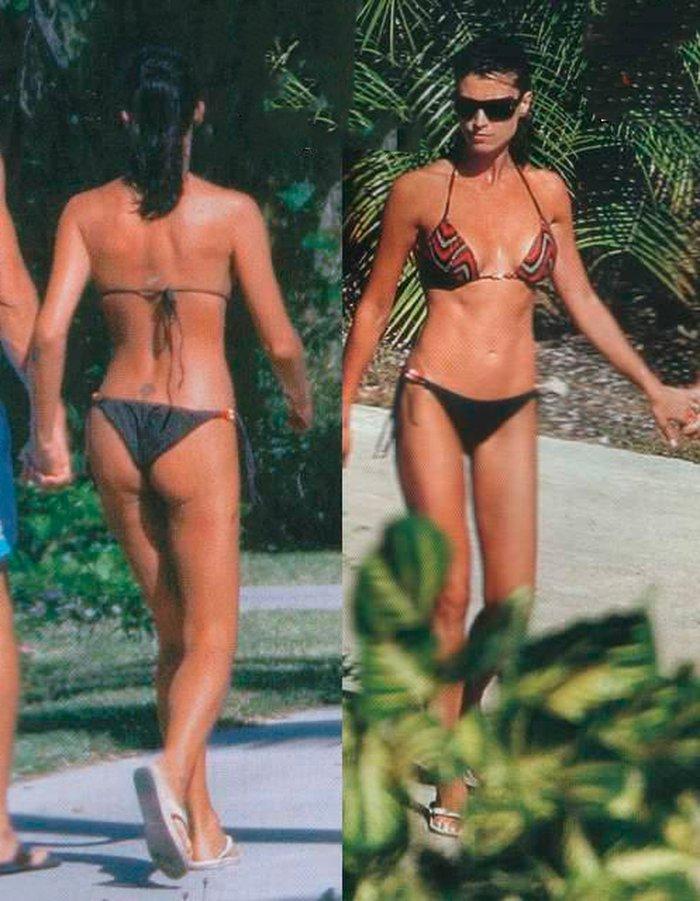 Sonia Ferrer cuerpo esbelto figura estilizada