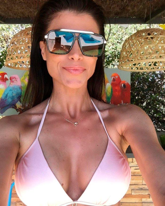 Sonia Ferrer enseña tetas sujetador