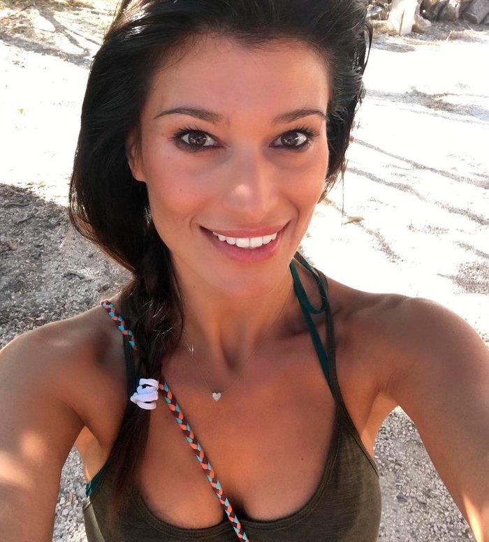 Sonia Ferrer guapa colaboradora Tv