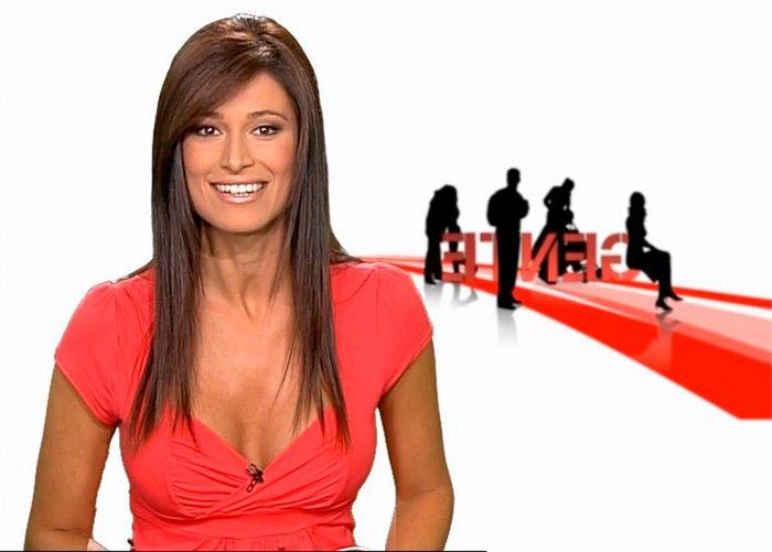Sonia Ferrer presentadora televisión