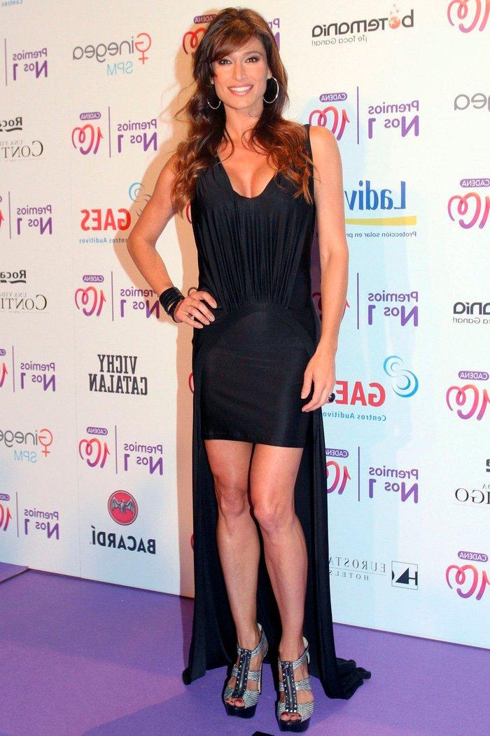 Sonia Ferrer presentadora valenciana