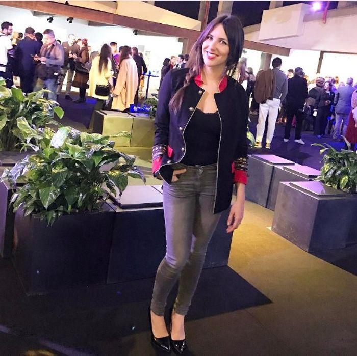 Irene junquero periodista y presentadora