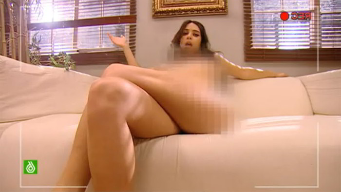 Paula Prendes desnuda SLQH