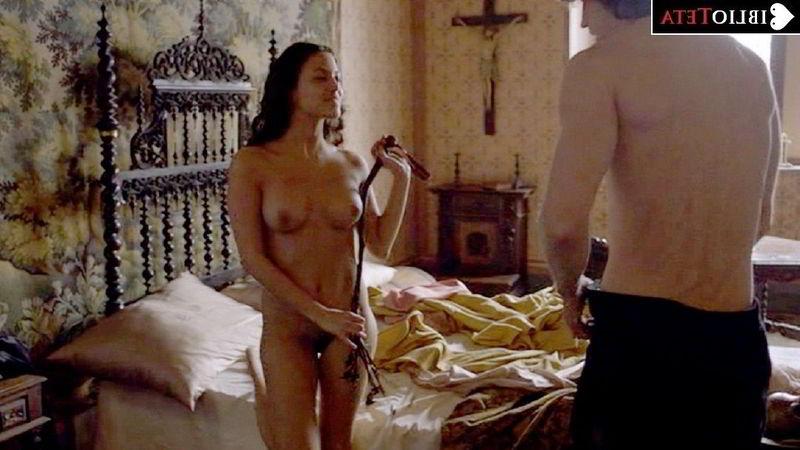 Película Borgia desnudo de Mouliaá