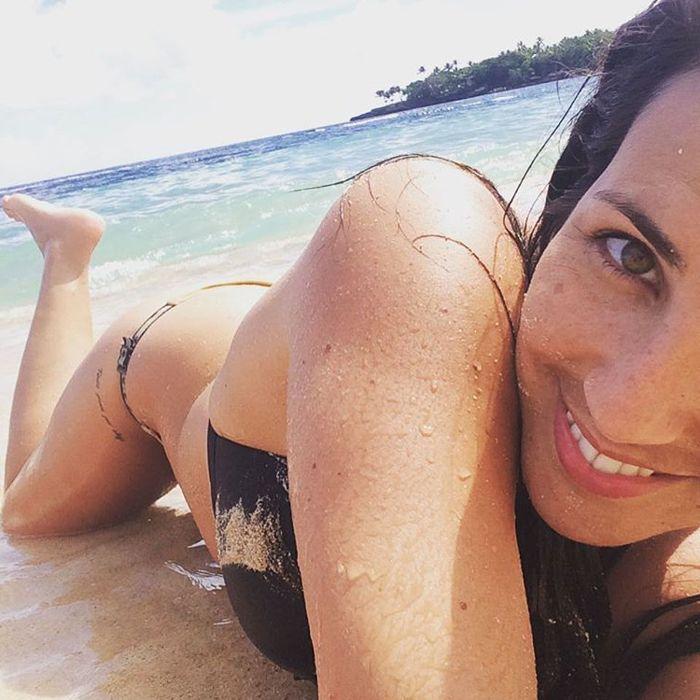 Playa posado sexy
