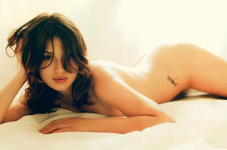 Posado sexy desnuda