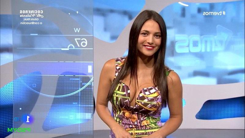 Presentadora de TVE