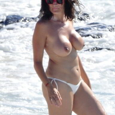 Silvia Abril desnuda, tus tetas me suenan