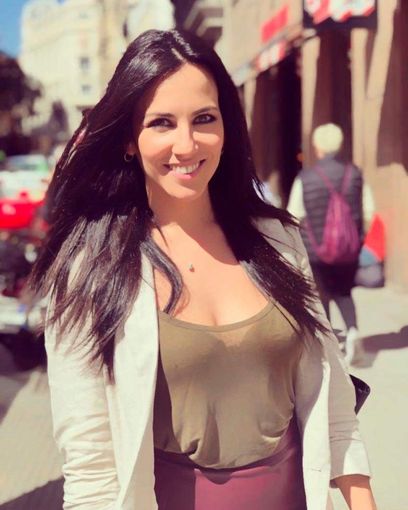 Irene Junquera Colaboradora Chica El Chiringuito 3