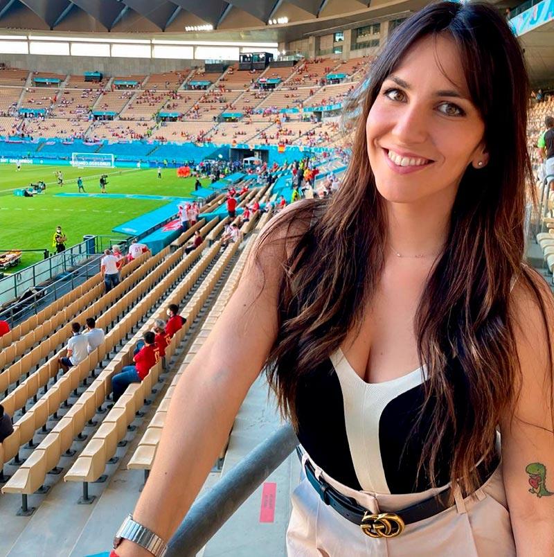 Irene Junquera Colaboradora Chica El Chiringuito