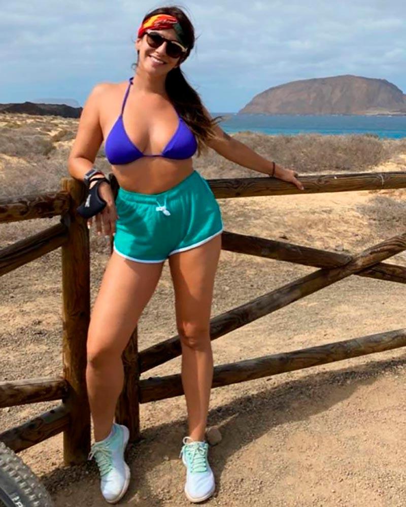 Irene Junquera Posado Bikini Instagram 3
